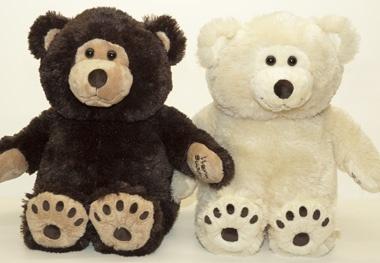 warm up microwavable teddy bears