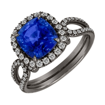 Sapphire Ring @ Sej Jewels