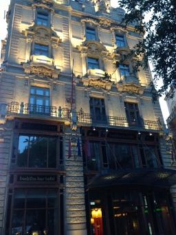 The Buddha Bar, Lounge and Hotel!