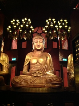 The Buddha Bar, Lounge and Hotel!