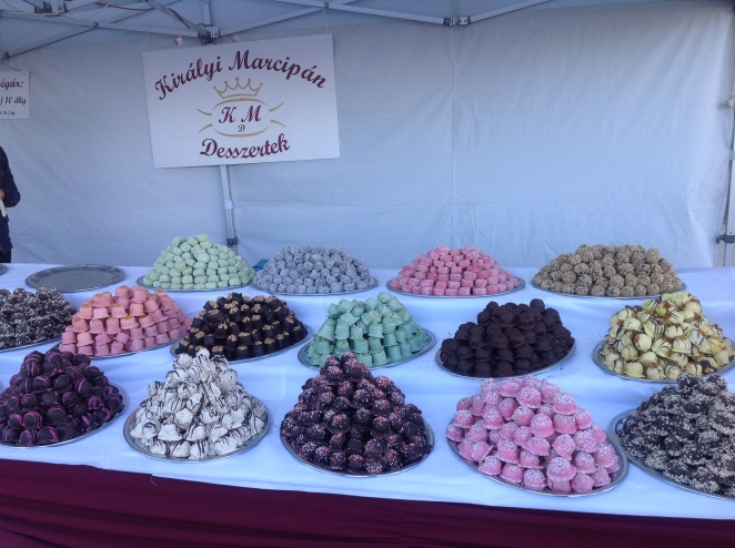 All the Marzipan!